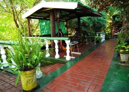 Braai area for relaxing