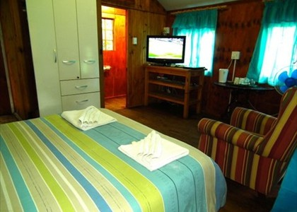 Budget non-sea view room overnight accommodation