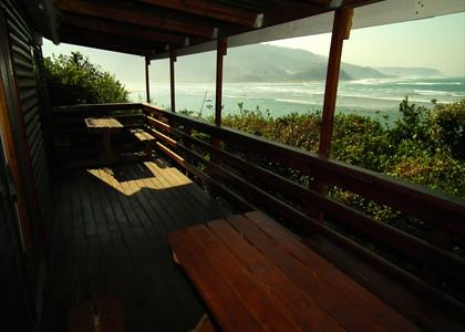 cabins 1 & 2   Decks views