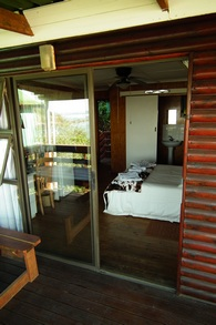 Cabin-style-room-view-from-Deck-into-room