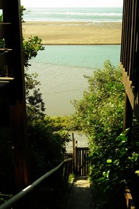 Fishermans-steps-low-tide-between-cabins