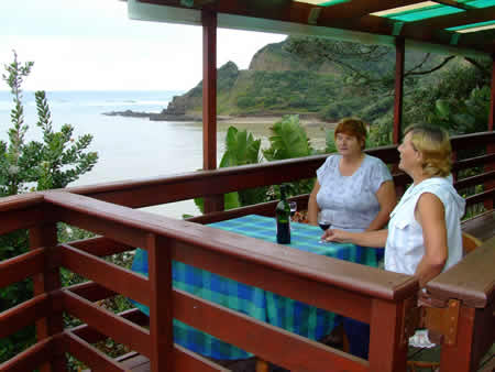 The Glass House Guest Lodge Port St Johns South Africa